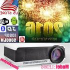6000Lumen WIFI Wireless 3D HD 1080P Home Theater HDMI