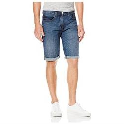 UnionBay Mens Wilder Med Wash Casual Denim Shorts peso 36