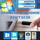 Password Reset Recovery USB for Windows 7 - 32 and 64 Bit