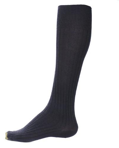 Men's Windsor Wool Over the Calf Dress Sock, 3-Pack