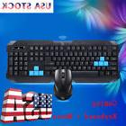 2.4G Wireless Gaming keyboard AND Mouse Set Bundle Computer