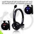 Wireless Stereo Bluetooth Headsets Headphone With Boom Mic