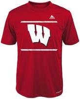 adidas Boys 4-7 Wisconsin Badgers Sideline Energized