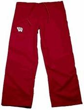 Wisconsin Red Scrubs Bottoms - Small