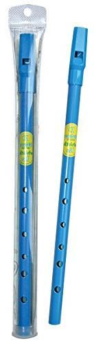Waltons WM1553P Rainbow Whistle, Blue