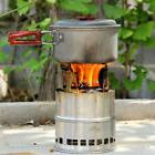 Outdoor Wood Gas Backpacking Emergency Survival Burning
