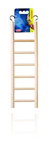 Living World Wooden Ladder, 7 Step