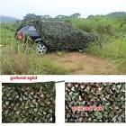 Woodland Camouflage Netting Military Camo Hunting Cover Net