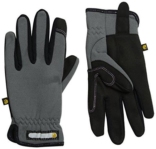Carhartt Women's Work-Flex Breathable Spandex Work Glove,