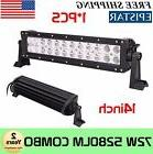 14inch 72W Led Work Light Bar Combo Boat Jeep Driving Lamp
