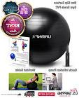 Workout Exercise Ball Chair Fitness Stability & Yoga Pilates