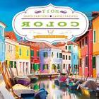 COLOR YOUR WORLD - 2017 WALL CALENDAR - BRAND NEW - SCENIC
