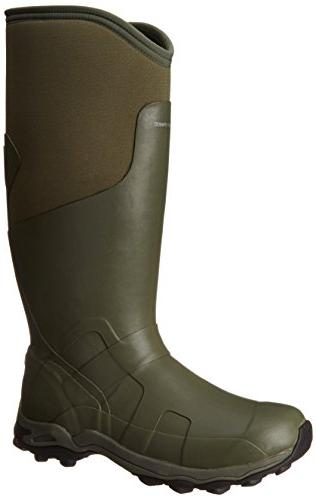 Bogs Men's World Slam Waterproof Hunting Boot,Mossy Oak,10 M