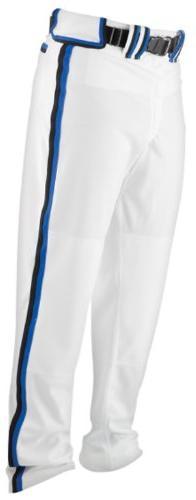 Worth Mens Titan Pants Xxx-Large White/Royal/Black White|