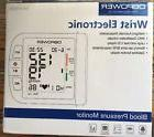 Professional Wrist Digital Blood Pressure Monitor By DBPOWER