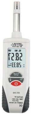 Ambient Weather WS-HT350 Fast Response Air Thermo-Hygrometer