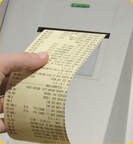 50 Rolls of Receipt Paper for Hypercom T4205, T4210, T4220,