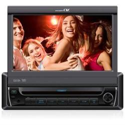 X341BT 7-Inch In-Dash Touch Screen DVD Receiver with Built-