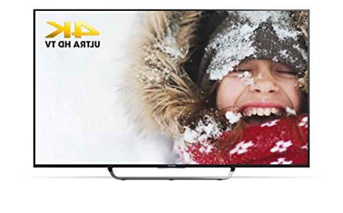 Sony XBR55X850C 55-Inch 4K Ultra HD 3D Smart LED TV