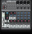 BEHRINGER XENYX 1202FX - 12 CHANNEL AUDIO MIXER WITH EFFECTS