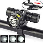 2500LM XM-L T6 LED 5-Modes 18650 Bicycle Bike Head Light