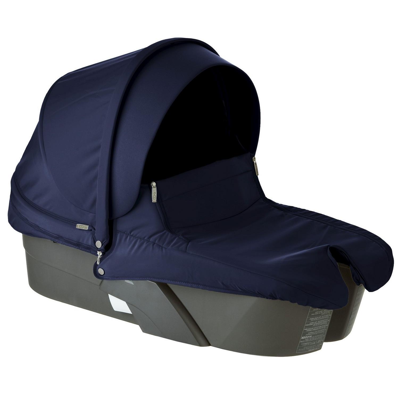 Stokke XPLORY Carrycot - Deep Blue
