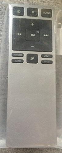 Vizio XRS321 1023-0000128 Home Theater Soundbar Remote