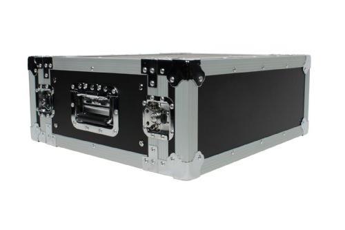XSPRO XS4U-14 4 Space 4U ATA Effects Rack Flight Tour Case