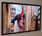 """120"""" BARE / RAW PROJECTOR PROJECTION SCREEN MATERIAL + DIY"""