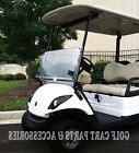 Yamaha DRIVE G29 Clear Windshield Folding  NEW ITEM Golf