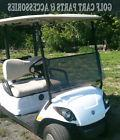 Yamaha DRIVE G29 Tinted Windshield Folding  *NEW ITEM* Golf