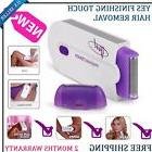 YES Finishing Touch New Hair Removal Instant Pain Free Body