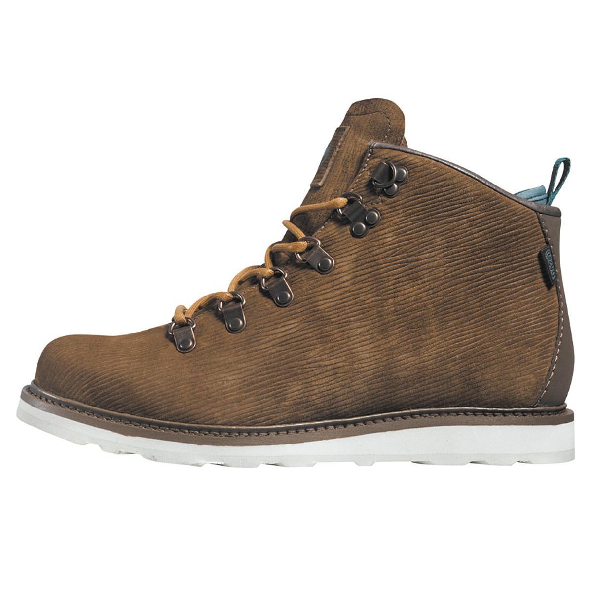 DVS Yodeler Boot - Men's Black/Red Suede Snow, 11.0