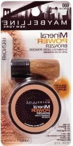 Maybelline New York Mineral Power Bronzer Shimmer Loose