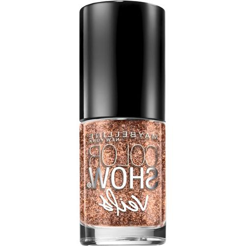 Maybelline New York Color Show Veils Nail Lacquer Top Coat,