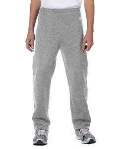Russell Athletic Big Boys Dri-Power Fleece Open-Bottom Pant