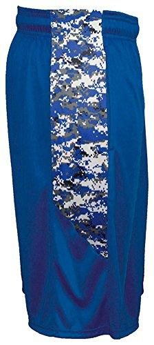 Youth Digital Panel Side Pocket Performance Short 2189 -