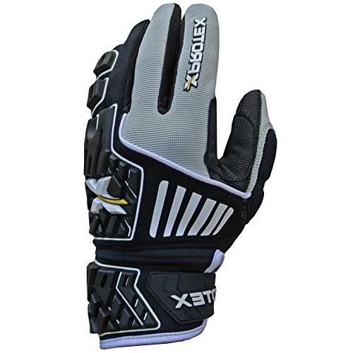 Xprotex Youth REAKTR 2014 Protective Right Hand Glove, Black
