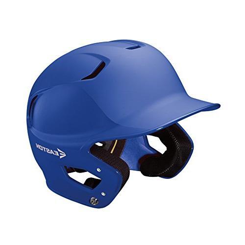 Easton Junior Z5 Dual Finish Batters Helmet, Black