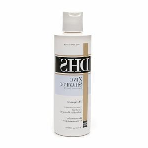 DHS Zinc Shampoo Pyrithione Zinc 2%, 8 oz