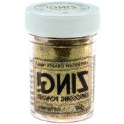 Zing! Glitter Embossing Powder 1 Oz-Gold