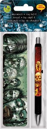 ZOMBIES Gel Pen & Bookmark