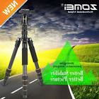 ZOMEI Q666 Aluminium Travel Tripod Monopod Ball Head for