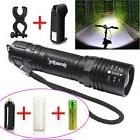 Ultrafire 5000LM Zoomable CREE XM-L T6 LED Flashlight  Torch