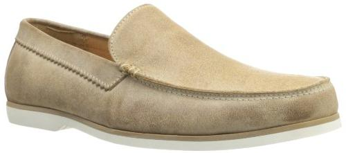 Vince Camuto Men's Zucco Moccasin,Tan,10 D US