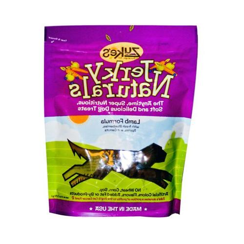 Zukes Jerky Naturals Lamb - 6 oz